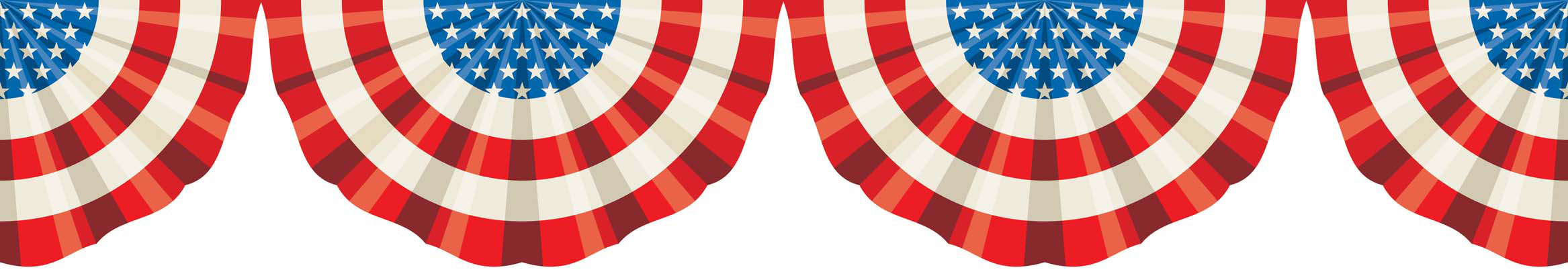 Clipart image of red white and blue bunting banner free download Free Patriotic Bunting Cliparts, Download Free Clip Art, Free Clip ... banner free download