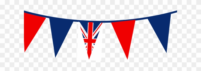 Clipart image of red white and blue bunting image royalty free download Bunting Clipart Red White Blue Bunting - Clip Art Union Jack Flag ... image royalty free download
