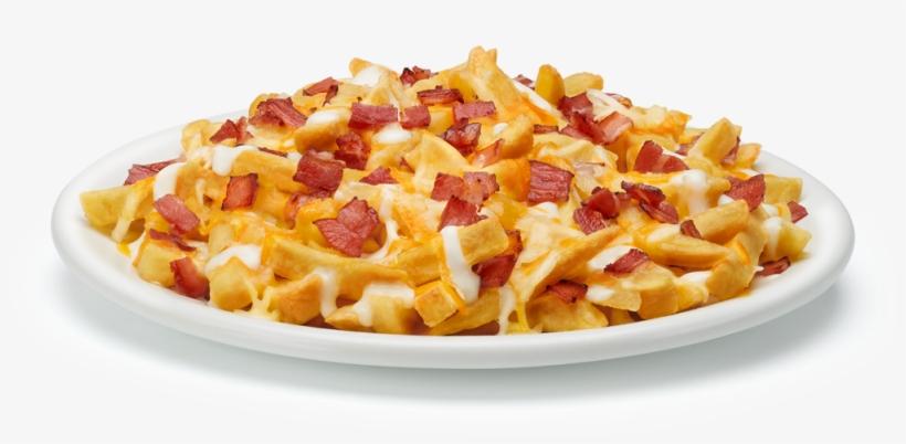 Clipart image wawa mac and cheese bowl image library Bacon & Cheese Fries - Bacon & Cheese Fries Foster Transparent PNG ... image library