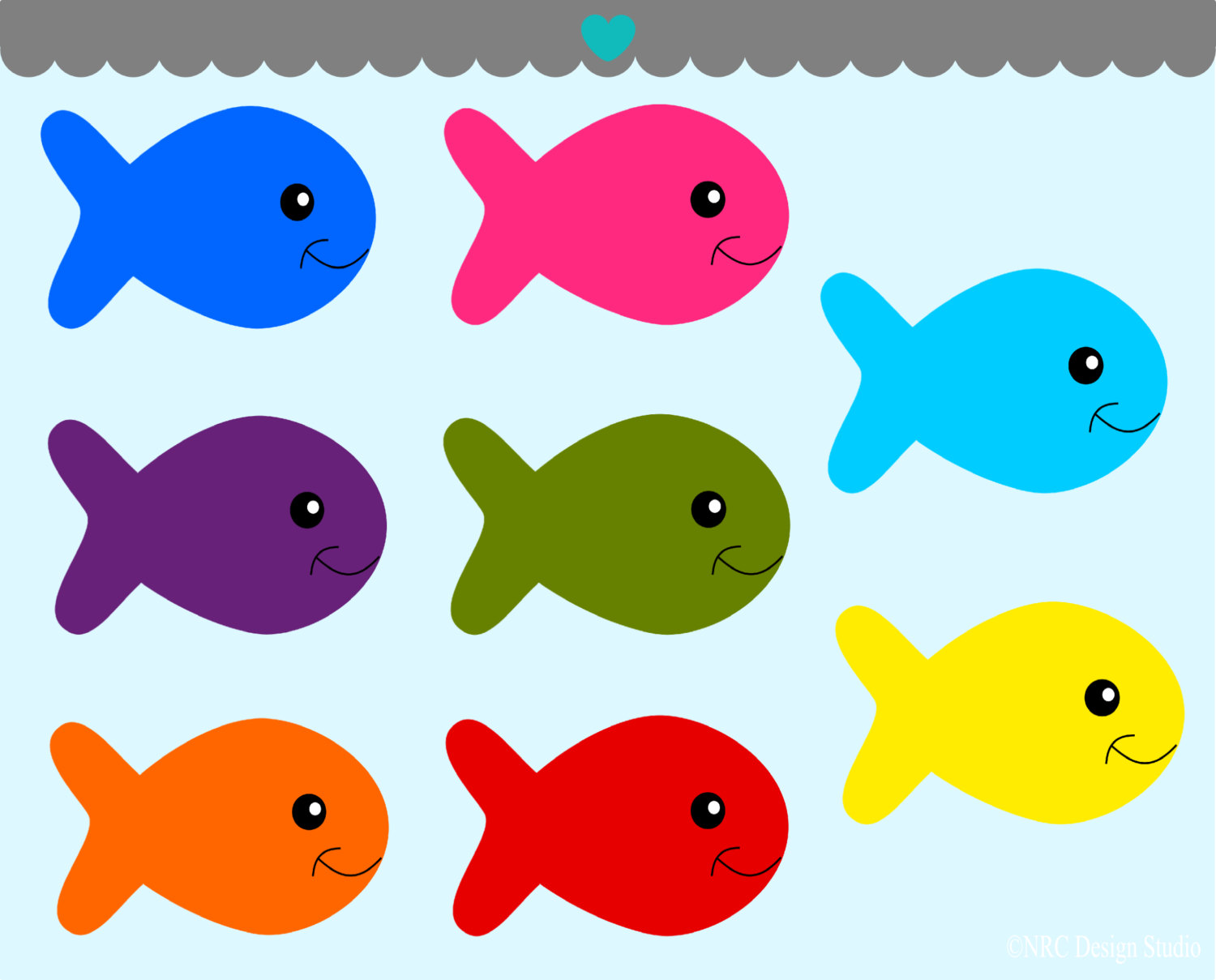 Clipart images fish clip library library Fish Original Clip Art | Clipart Panda - Free Clipart Images clip library library