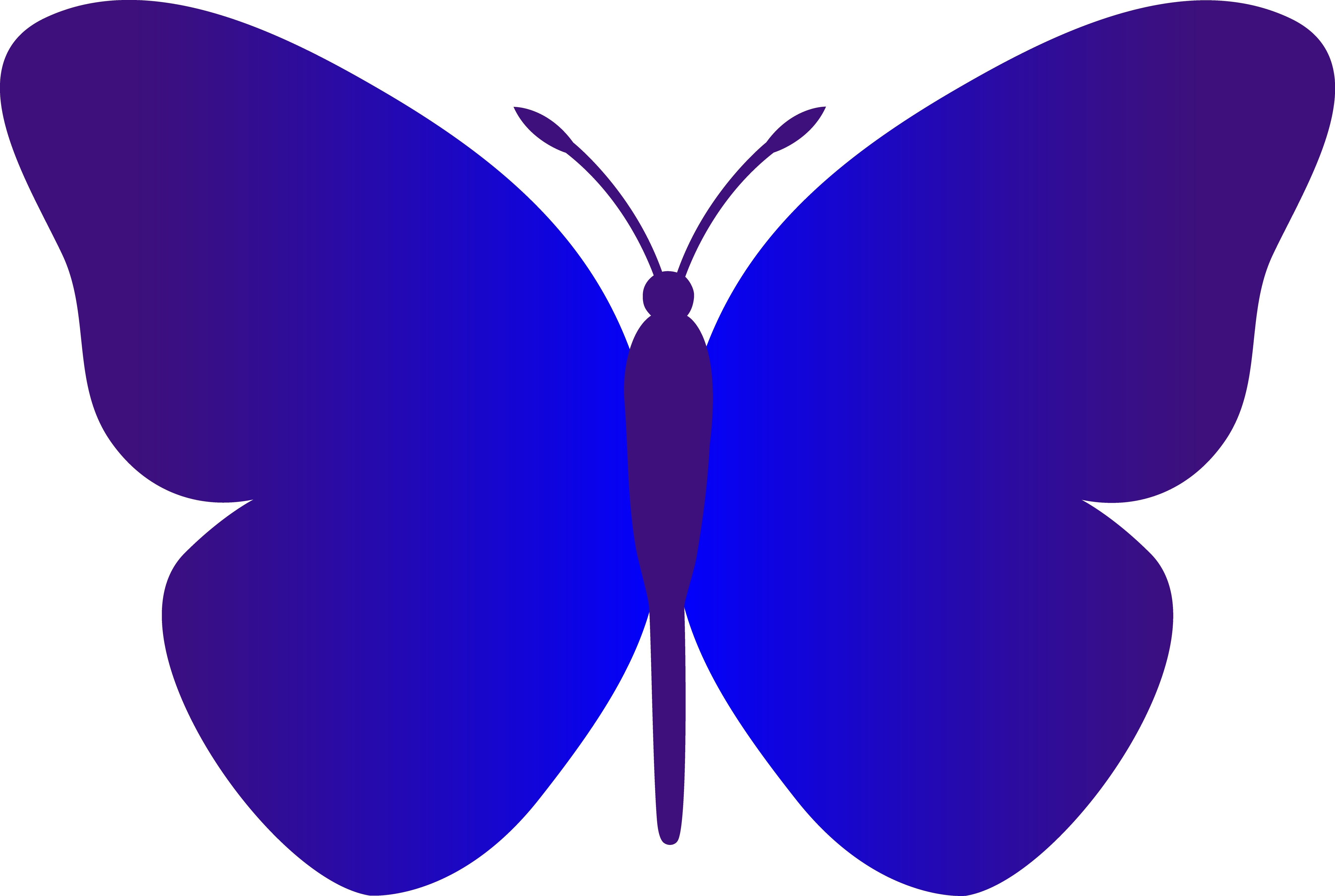 Free clip art butterfly. Clipart images for april butterflies