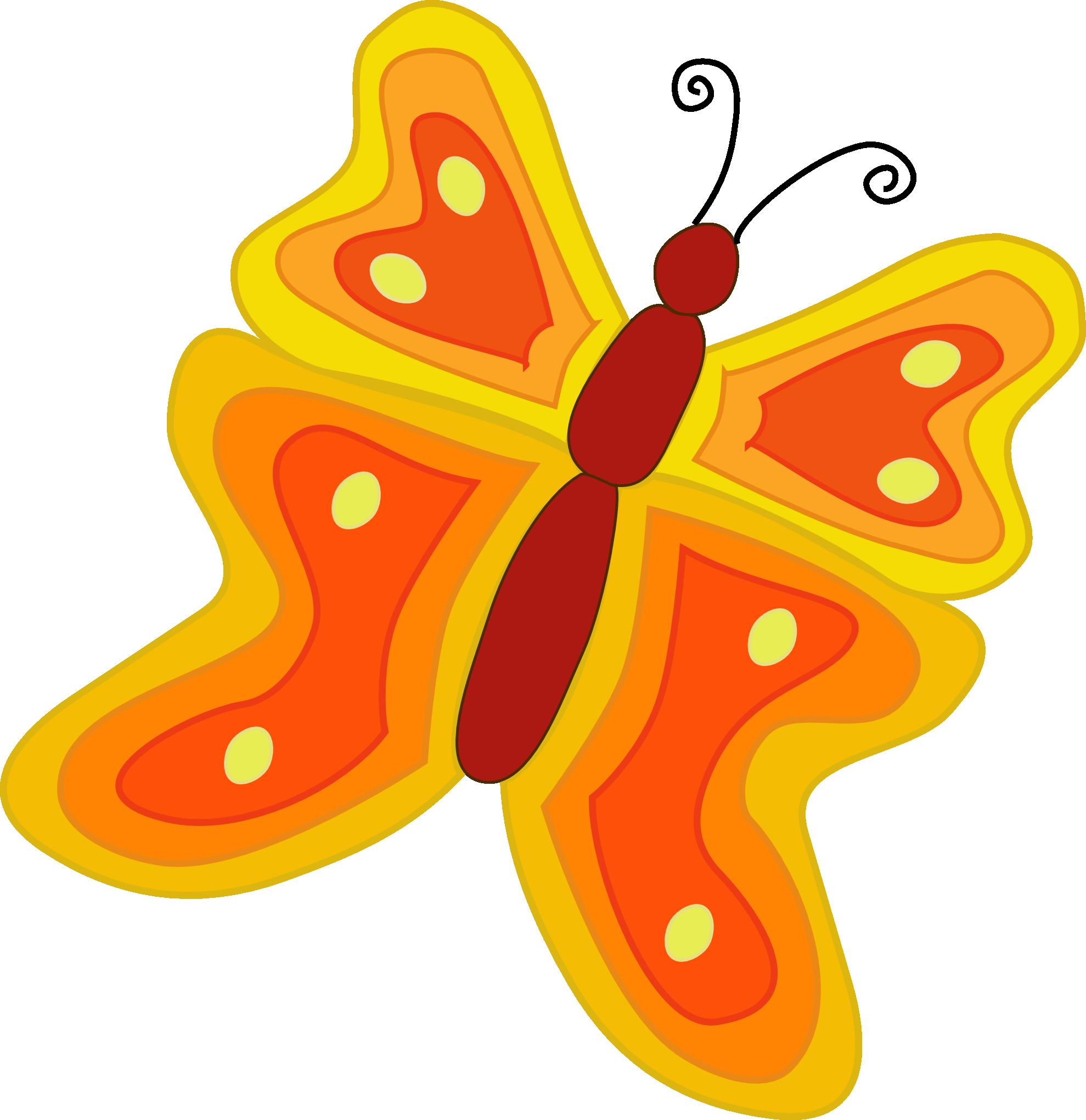 Clipart images for april butterflies. Clipartist net clip art