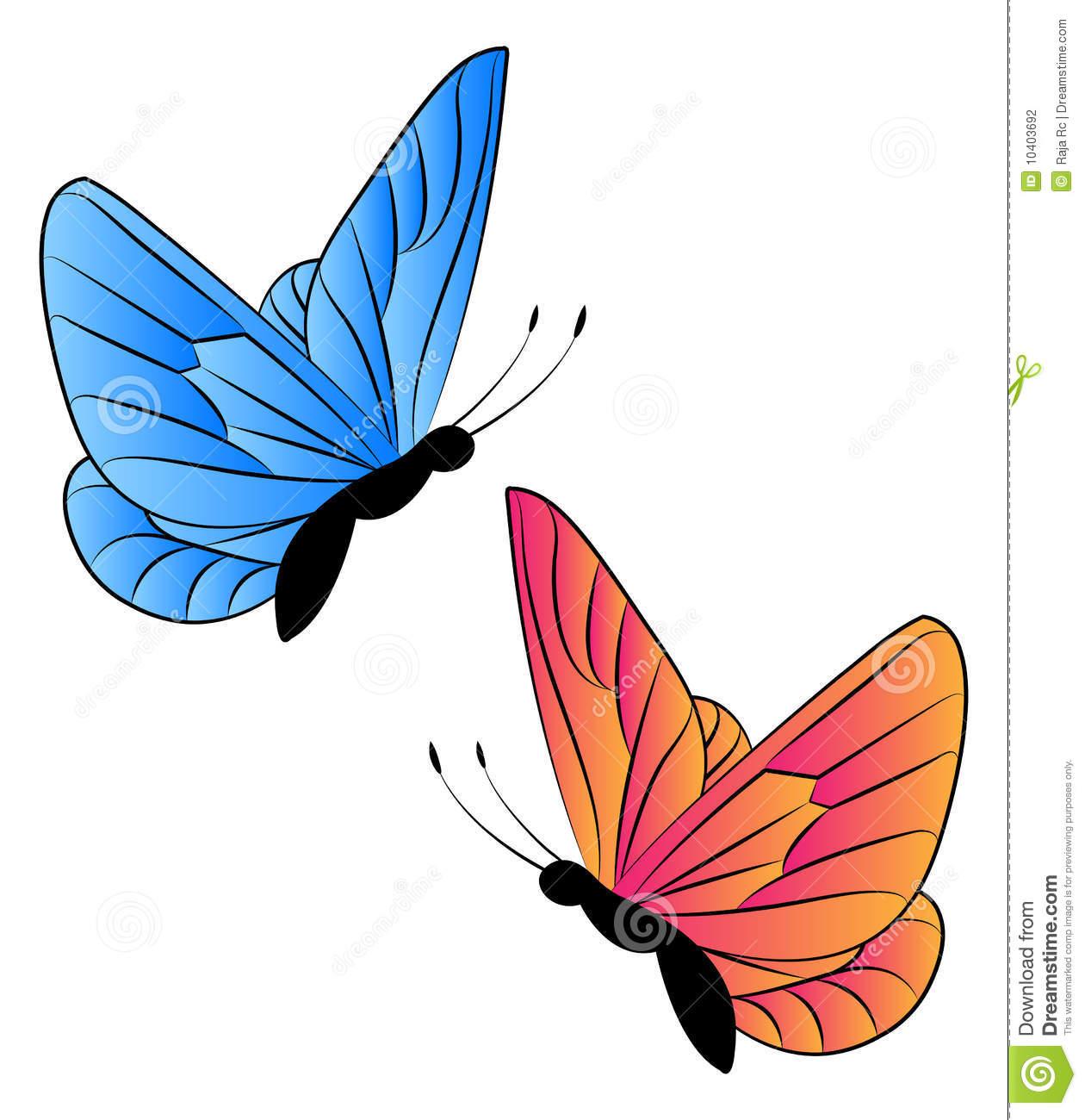 Clip art clipartall com. Clipart images for april butterflies