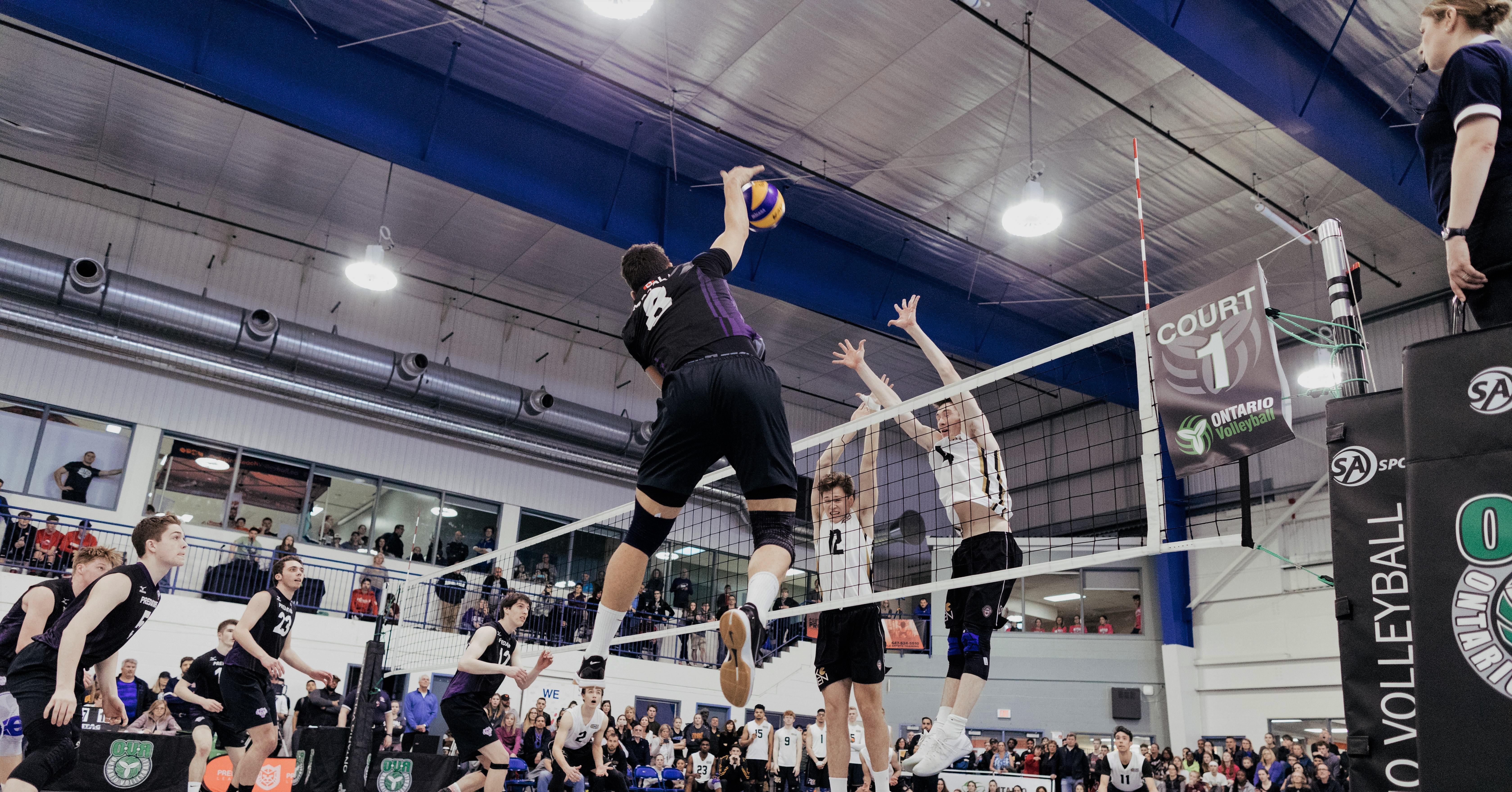 Clipart images for back 2 back volleyball champs clip library stock Ontario Volleyball Association clip library stock