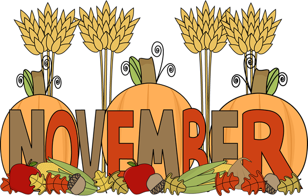 Download clip art on. Free november clipart