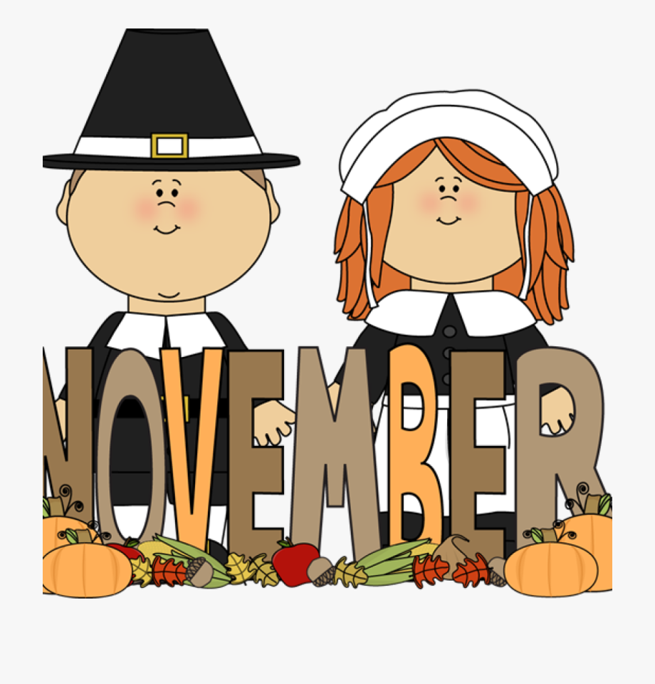 Free november clipart. Word clip art month