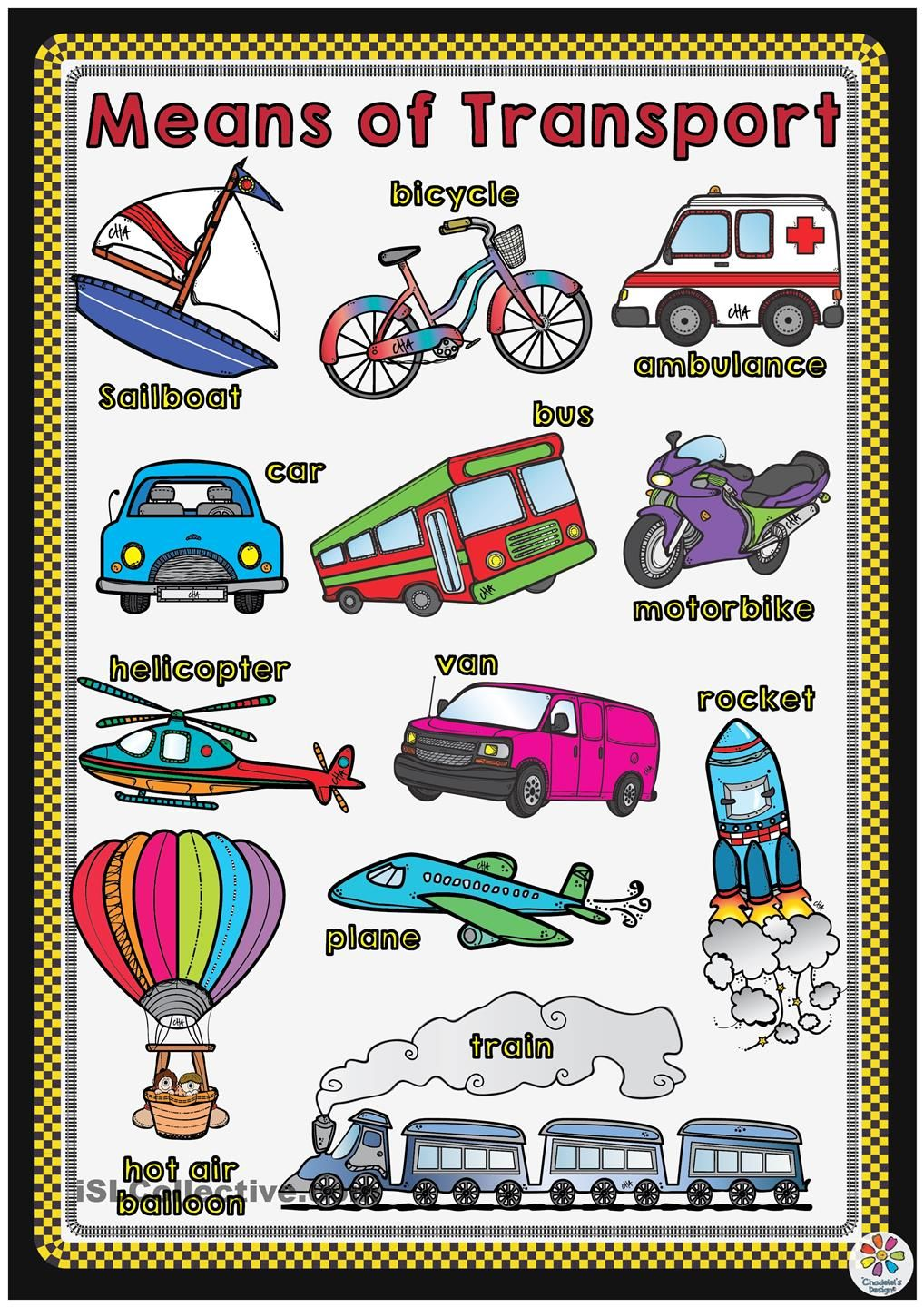 Clipart images means jpg royalty free download Means Of Transportation Clipart - Making-The-Web.com jpg royalty free download