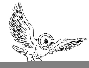 Clipart images of a barn owl clip transparent Barn Owl Clipart | Free Images at Clker.com - vector clip art online ... clip transparent