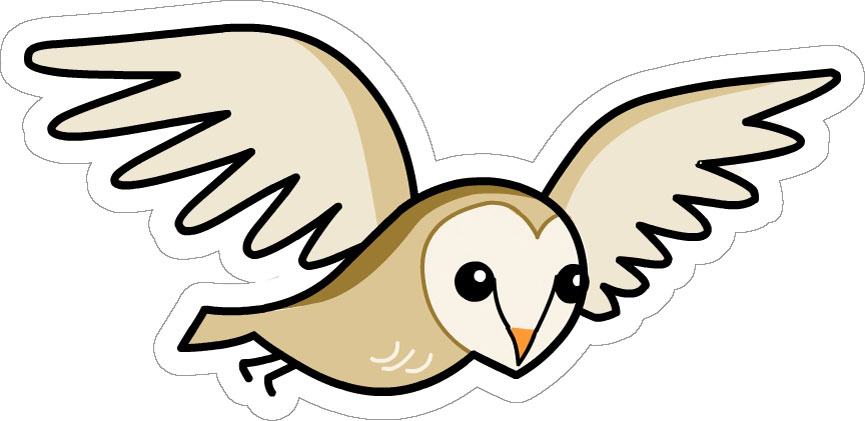 Clipart images of a barn owl clipart library library Barn Owl Cartoon Clipart | Free download best Barn Owl Cartoon ... clipart library library