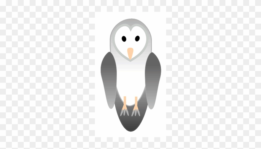 Clipart images of a barn owl clipart transparent download Stock Illustration Of Barn Owl Bird Clipart (#2315223) - PinClipart clipart transparent download