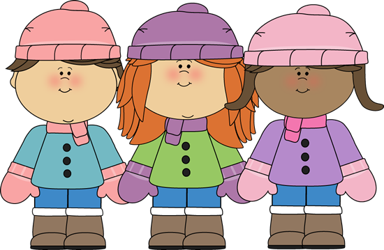 Clipart images of a girl in a winter coat banner library Winter Coat Clipart Group with 88+ items banner library