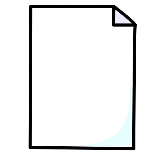 Computer paper clipart clip art freeuse Sheet Of Paper Clipart | Free download best Sheet Of Paper Clipart ... clip art freeuse