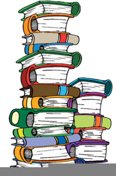 Piles of books clipart royalty free stock Pile Of Books Clipart | Free Images at Clker.com - vector clip art ... royalty free stock