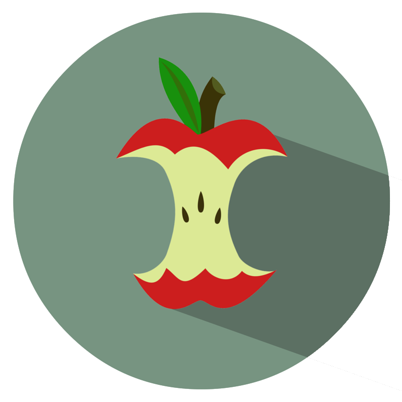 Clipart images of an apple core image transparent The Apple Core – Take a Bite Out of the Big Apple image transparent