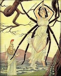 Clipart images of arachne and athena weaving contest jpg library download 12 Best Arachne images in 2016 | Greek Mythology, Middle Ages, Weave jpg library download