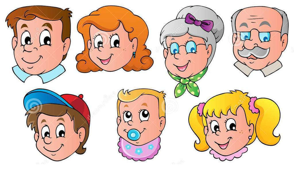 Clipart images of family members jpg Free Family Members Clipart Clipart - Page 2 of 2 - Clipart1001 ... jpg