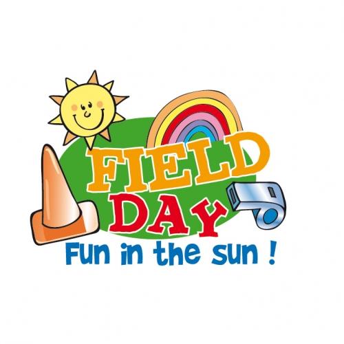 clip art clipartlook. Free field day clipart black and white