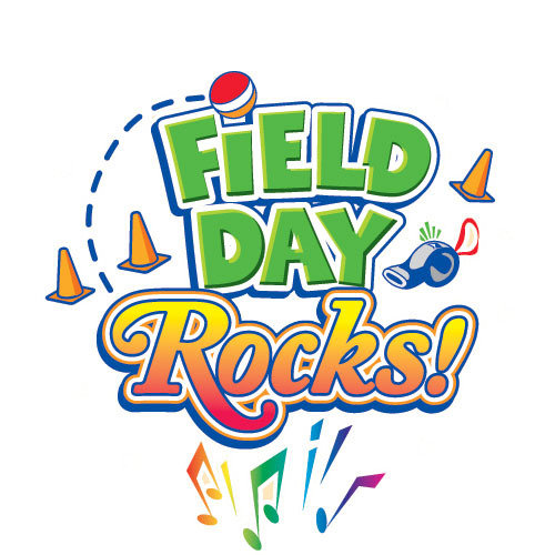 Clipart images of field day at school graphic black and white library Field Day Grades 1-5 - Discovery Elementary School graphic black and white library