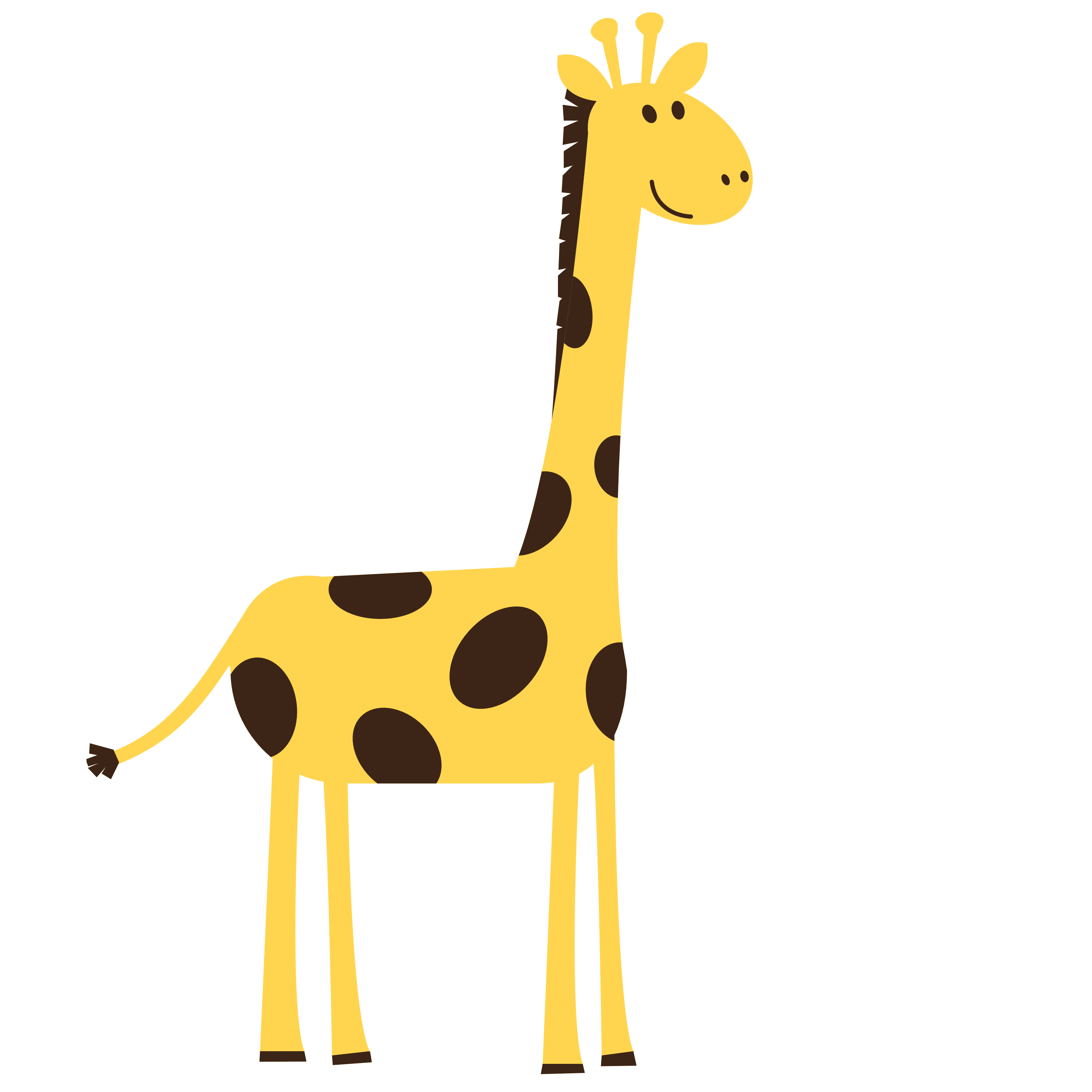 Girrafe clipart clipart library library Free Giraffe Cliparts, Download Free Clip Art, Free Clip Art on ... clipart library library