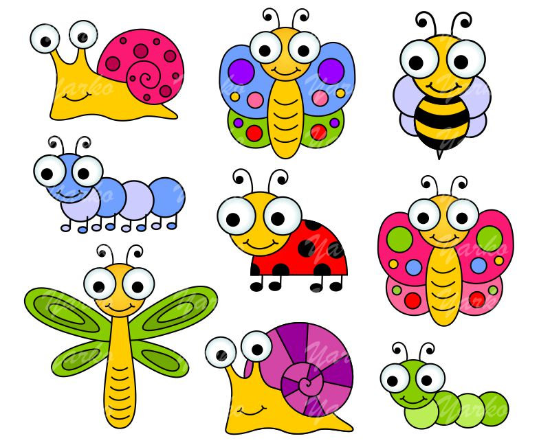 Insect clipart free royalty free stock Free Cute Insect Cliparts, Download Free Clip Art, Free Clip Art on ... royalty free stock