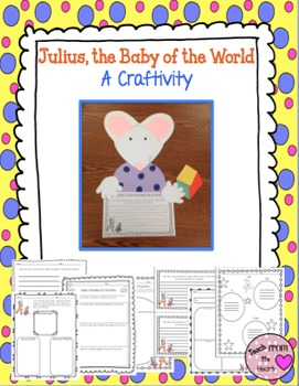 Clipart images of julius the baby by kevin henkes banner royalty free Kevin Henkes Julius The Baby Of The World Worksheets & Teaching ... banner royalty free