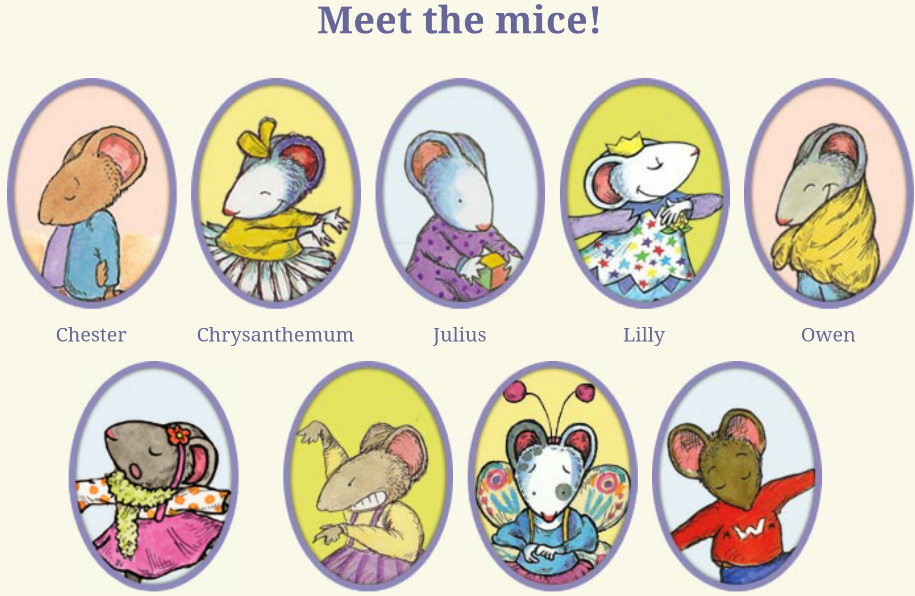 Clipart images of julius the baby by kevin henkes svg freeuse Q&A] Kevin Henkes – storytime anyday svg freeuse
