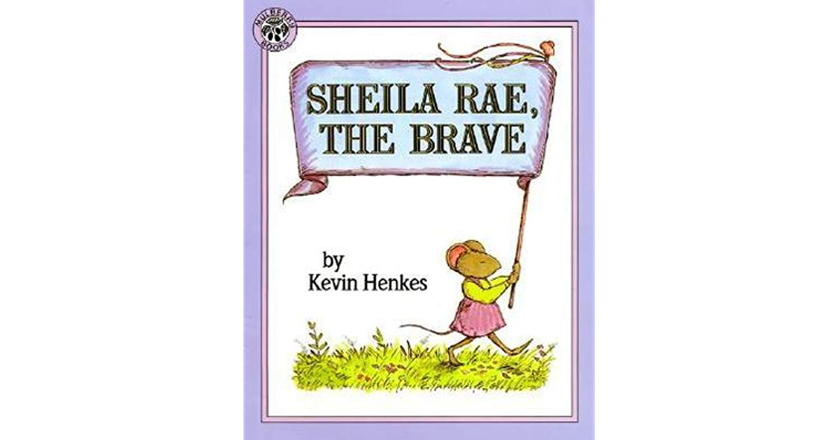 Clipart images of kevin henkes  sheila rae jpg freeuse stock Sheila Rae, the Brave by Kevin Henkes jpg freeuse stock