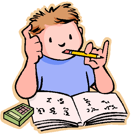 Clipart images of kids doing school work vector library Homework-clip-art-for-kids-free-clipart-images - West Chicago Public ... vector library