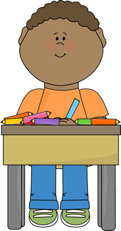Kid scared raise hand school clipart clipart free download Student Doing School Work | Clip Art-School | Clip art, Student ... clipart free download