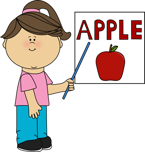 Clipart images of kids reading by or on apples clip art royalty free library Reading Clipart For Kids Cliparts - Free Clipart clip art royalty free library
