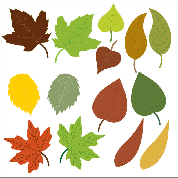 Leeyes clipart jpg royalty free Leaves Clipart Free Stock Photo - Public Domain Pictures jpg royalty free