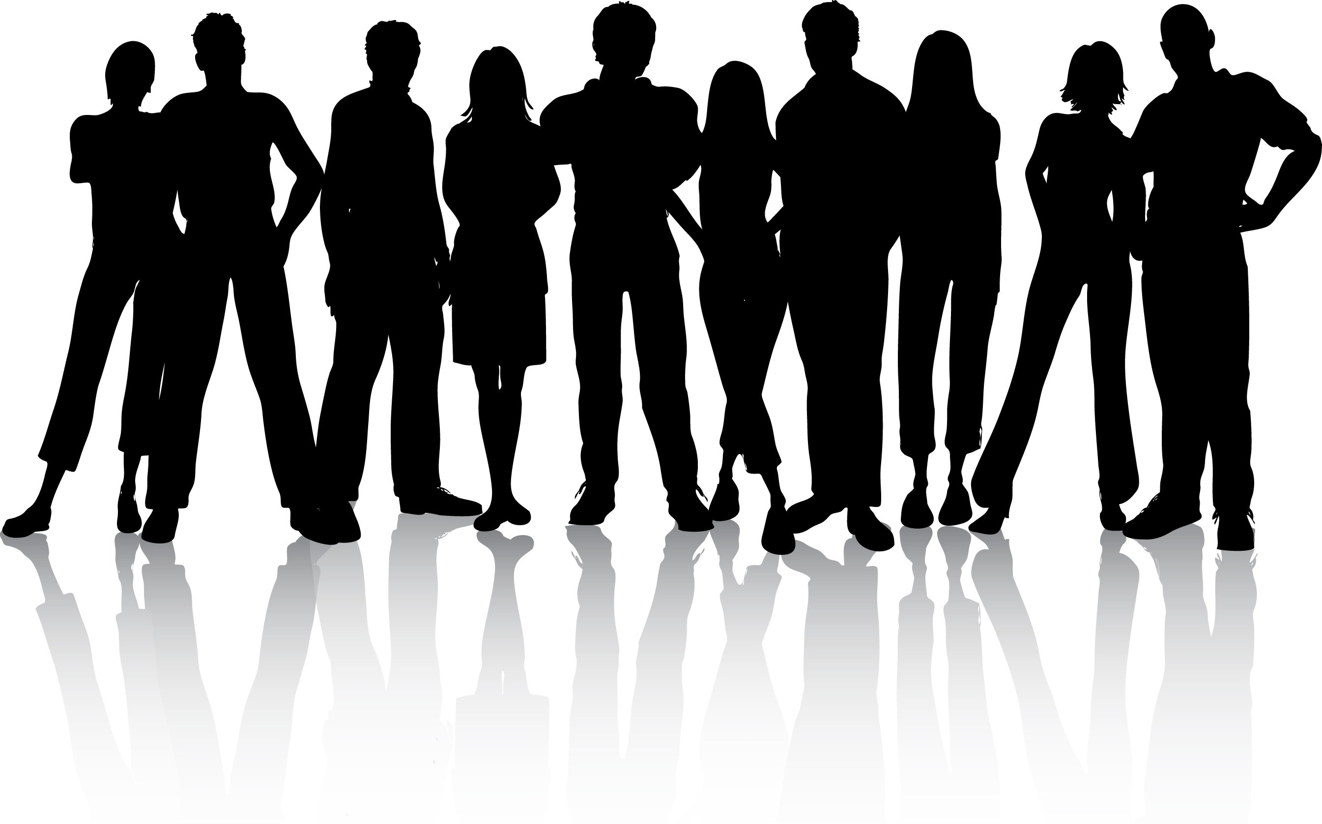 Clipart images of people jpg black and white download People clip art images free clipart - ClipartBarn jpg black and white download