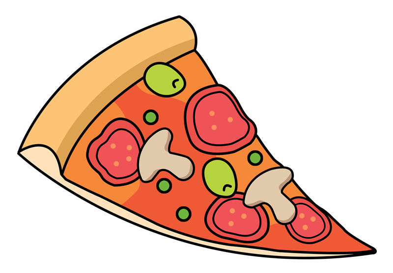 Clipart images of pizza graphic freeuse Pizza Slice Clipart | Clipart Panda - Free Clipart Images | hdf 309 ... graphic freeuse
