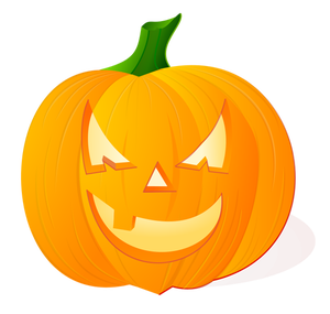 Free pumpkin vector clipart picture freeuse 721 halloween pumpkin clipart free | Public domain vectors picture freeuse