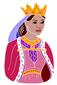 Free download clip art. Clipart images of queen