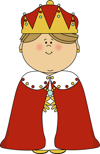 Clip art image. Clipart images of queen
