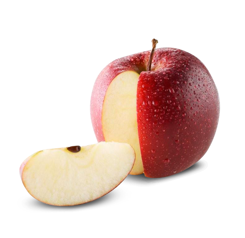 Clipart images of red apple slices clip art royalty free stock Red Apple PNG Transparent Image | PNG Mart clip art royalty free stock