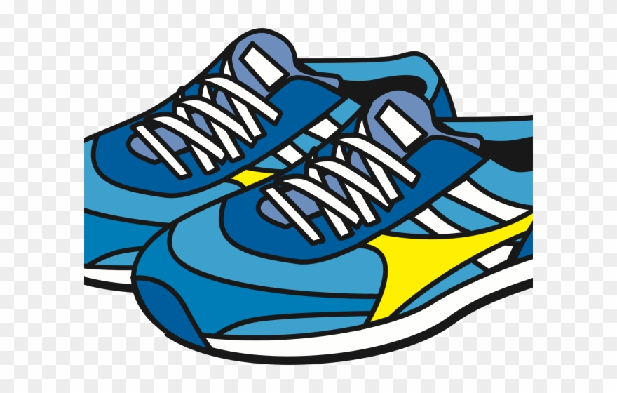 Clipart images of shoes png free library Running Shoes Clipart High Top Sneaker - Clipart Sneakers - Png ... png free library