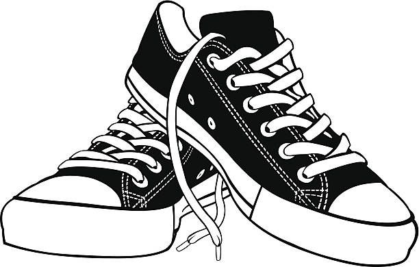 Clipart images of shoes graphic black and white download shoe clipart pair shoe pencil and in color shoe clipart | Creative ... graphic black and white download