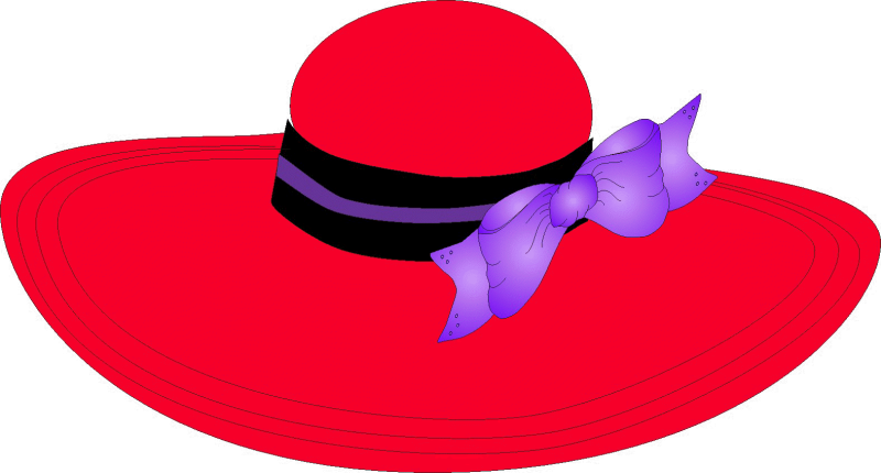 Clipart sun hat clip art free download Red Hat Society Cowboy hat Clip art - Hat 800*430 transprent Png ... clip art free download