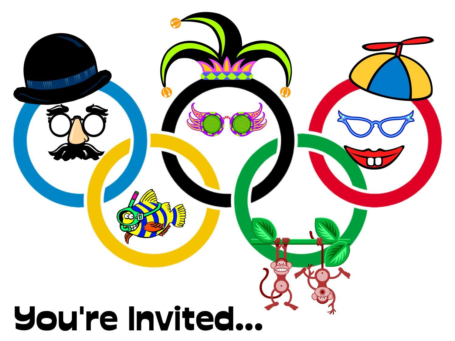 Clipart images olympics svg free download clipart | Olympics Party Theme | Birthday, Olympics, Family fun day svg free download