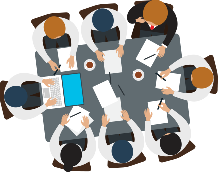 Clipart images teamwork heading for the goal jpg stock 8 Key Skills Every Project Manager Needs | Teamwork.com jpg stock