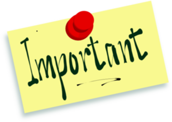 Clipart important message png black and white library Very important message clipart - ClipartFest png black and white library