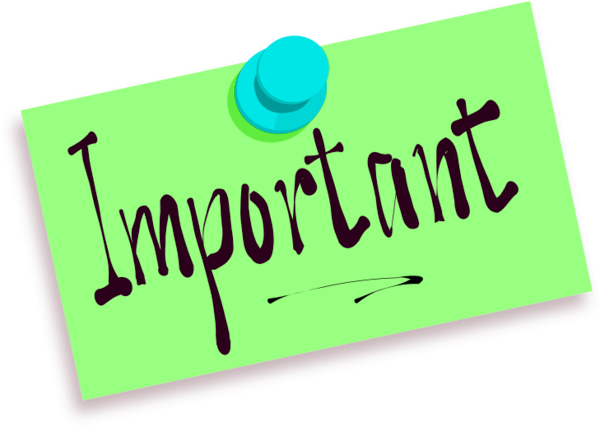 Clipart important message jpg freeuse Clipart for important - ClipartFox jpg freeuse