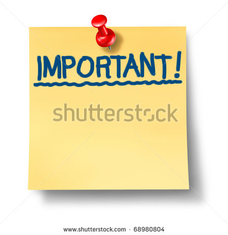Clipart important message picture freeuse stock Important Message Clipart - Clipart Kid picture freeuse stock