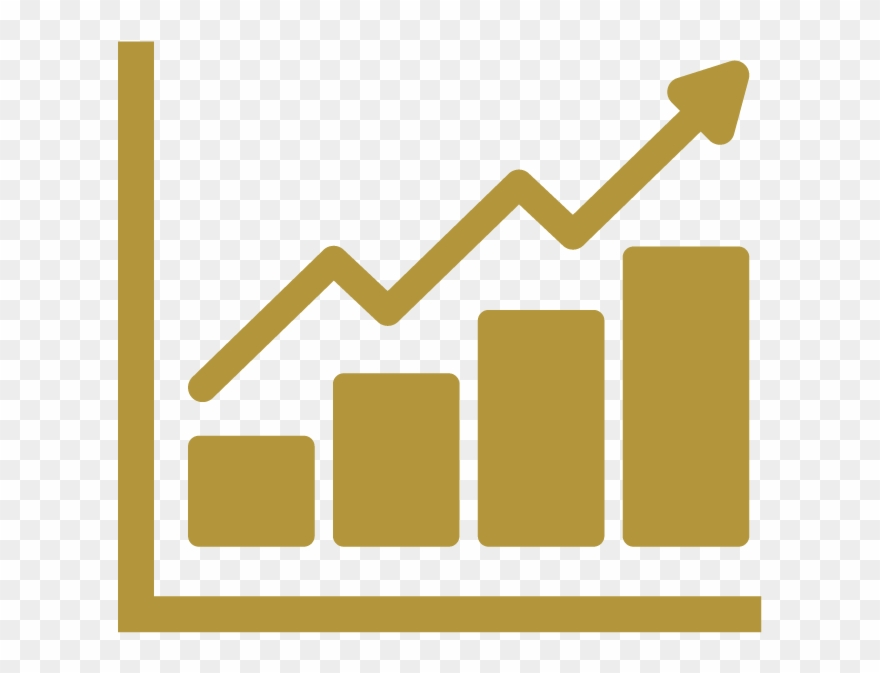 Clipart increase png 5% Nav Increase Before Dividends - Gold Investment Icon Png Clipart ... png