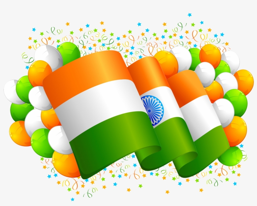 Clipart independence day 2018 library Clipart Indian Flag Source - Happy Independence Day 2018 - Free ... library