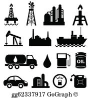 Oil and gas industry clipart banner stock Industry Clip Art - Royalty Free - GoGraph banner stock