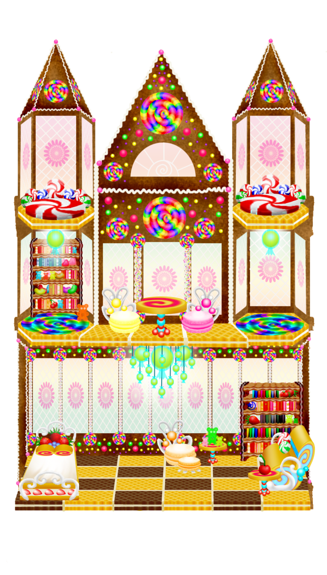Inside the house clipart jpg stock Candy House Inside by CrazyRainbowGirl on DeviantArt jpg stock