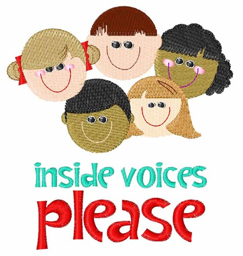Clipart inside voices
